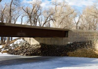 Steel and Concrete Bridge
