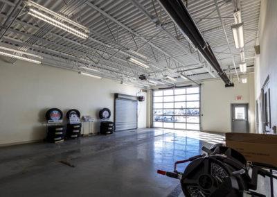 Commercial Garage